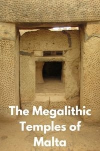 Who built the Megalithic Temples of Malta?