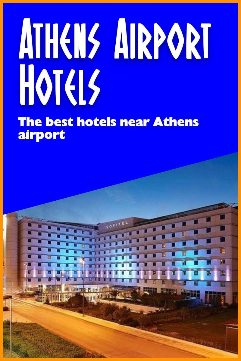 Athens Airport Hotels: Are you arriving late to Athens in Greece, or have an early flight? These hotels near Athens airport might be a good place to stay for one night.