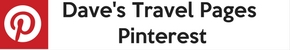 Dave's Travel Pages travel blog on Pinterest