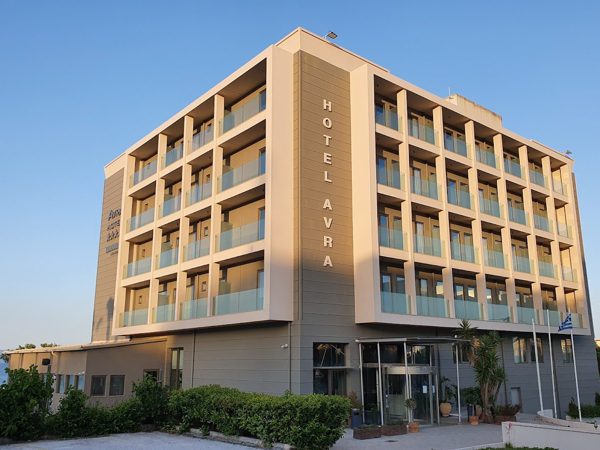 Hotel Avra in Rafina