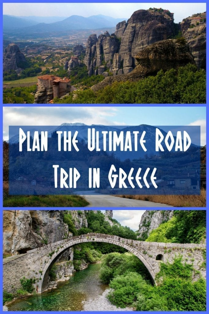 Plan the ultimate road trip in Greece with these great itinerary suggestions.