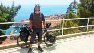 Dave Briggs bicycle touring travel blog