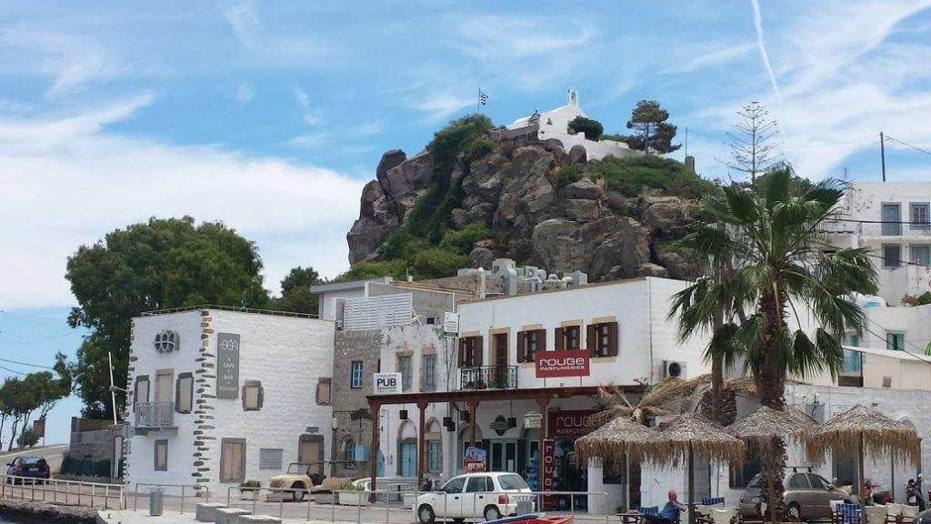 Skala in Patmos
