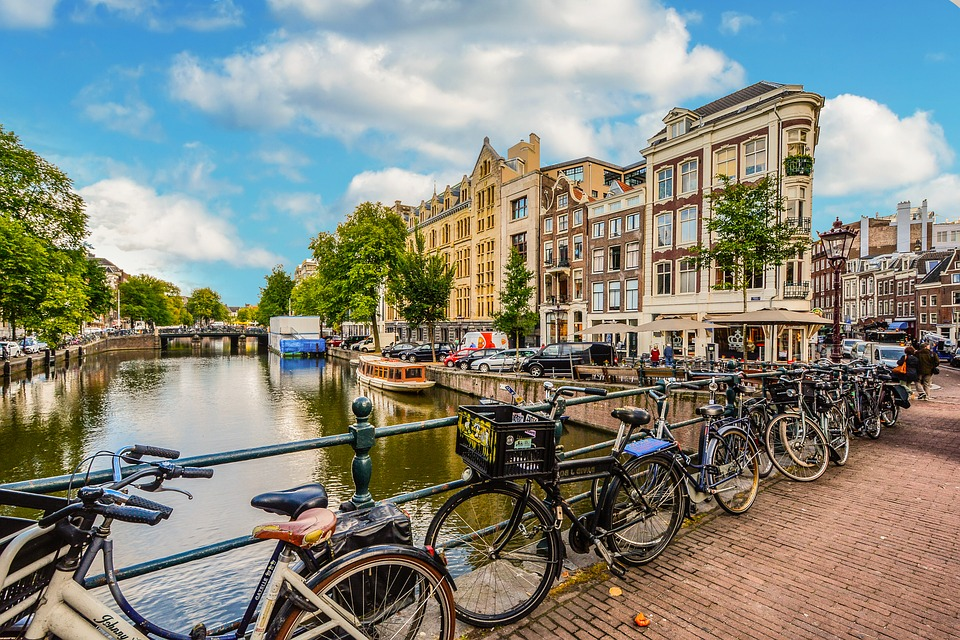 Staying in Amsterdam