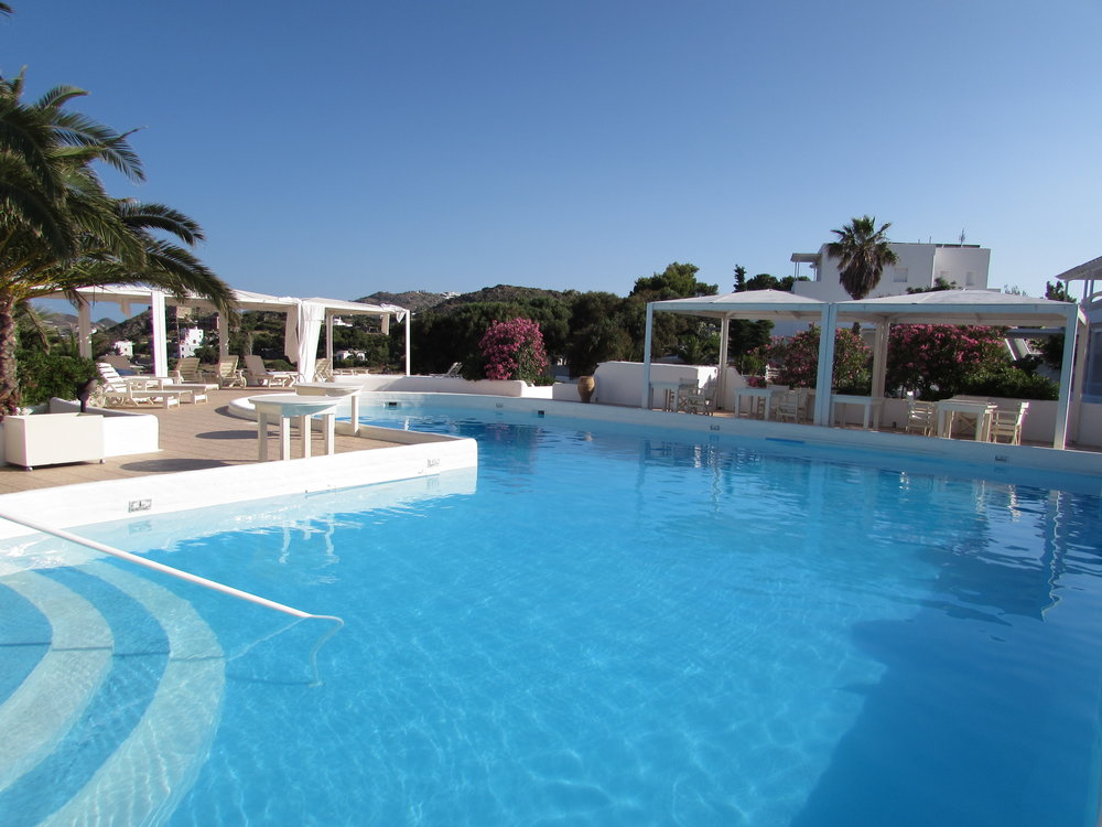 Porto Scoutari Romantic Hotel and Spa pool
