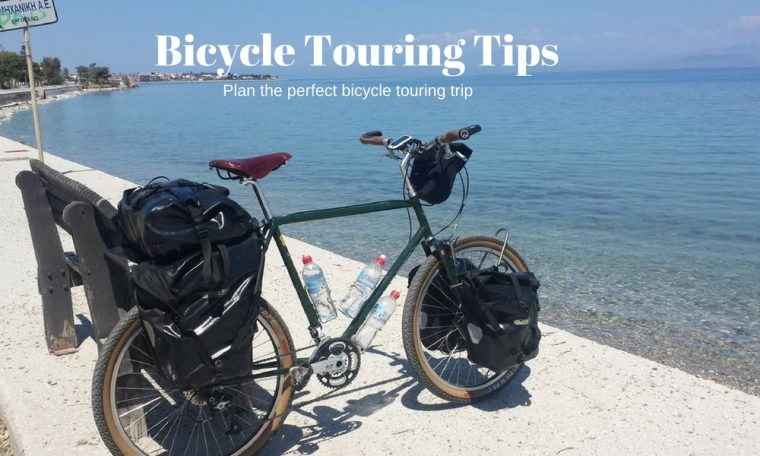 Bicycle Touring Tips - Plan the perfect bicycle touring trip