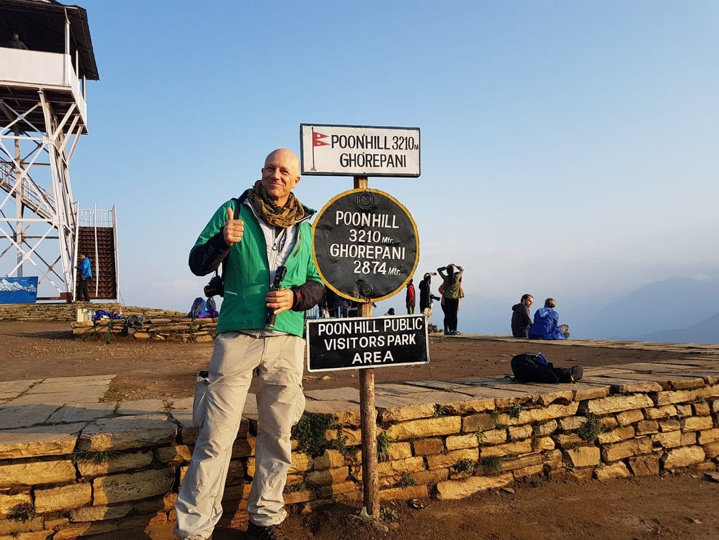 My experiences on the Ghorepani Poon Hill trekking route in Nepal
