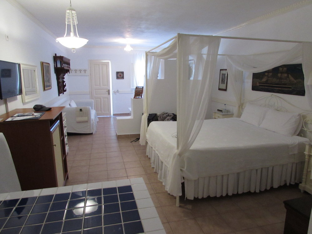 Porto Scoutari Romantic Hotel and Spa room