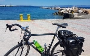 Planning a One Week Cycle Tour in Greece