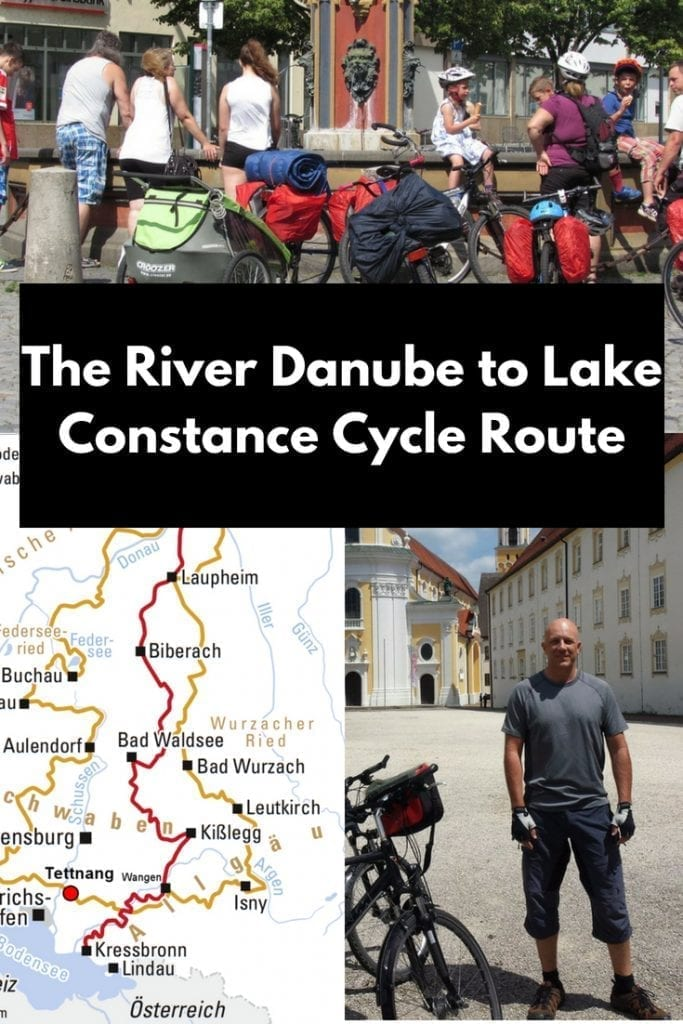 The River Danube to Lake Constance cycle route is an ideal choice for a one week cycling holiday in Germany. Here's my experiences cycling this well-marked route through the Upper Swabia and Allgäu region of Germany.