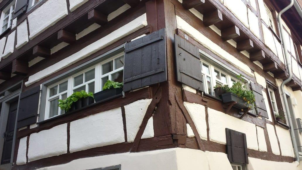 Wederberg district of Biberach, Germany