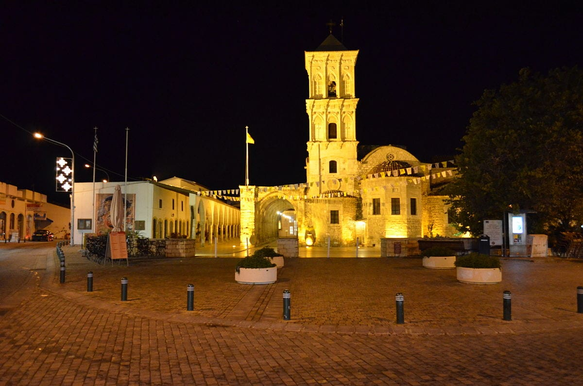 Tourist attractions in Larnaca Cyprus