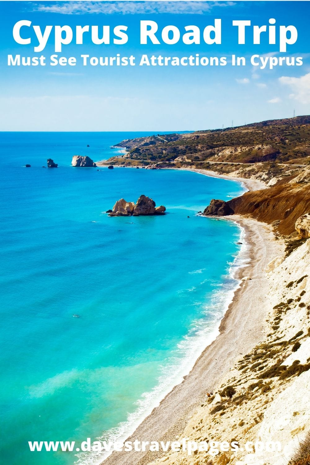 Cyprus Road Trip Itinerary: Must see attractions in Cyprus