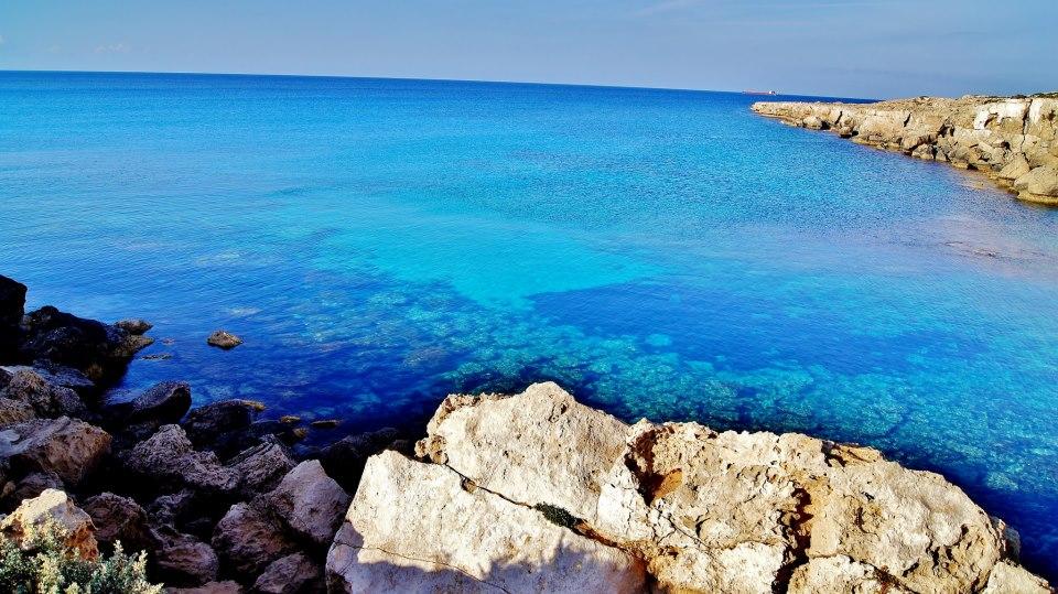 Capo Greco Cyprus