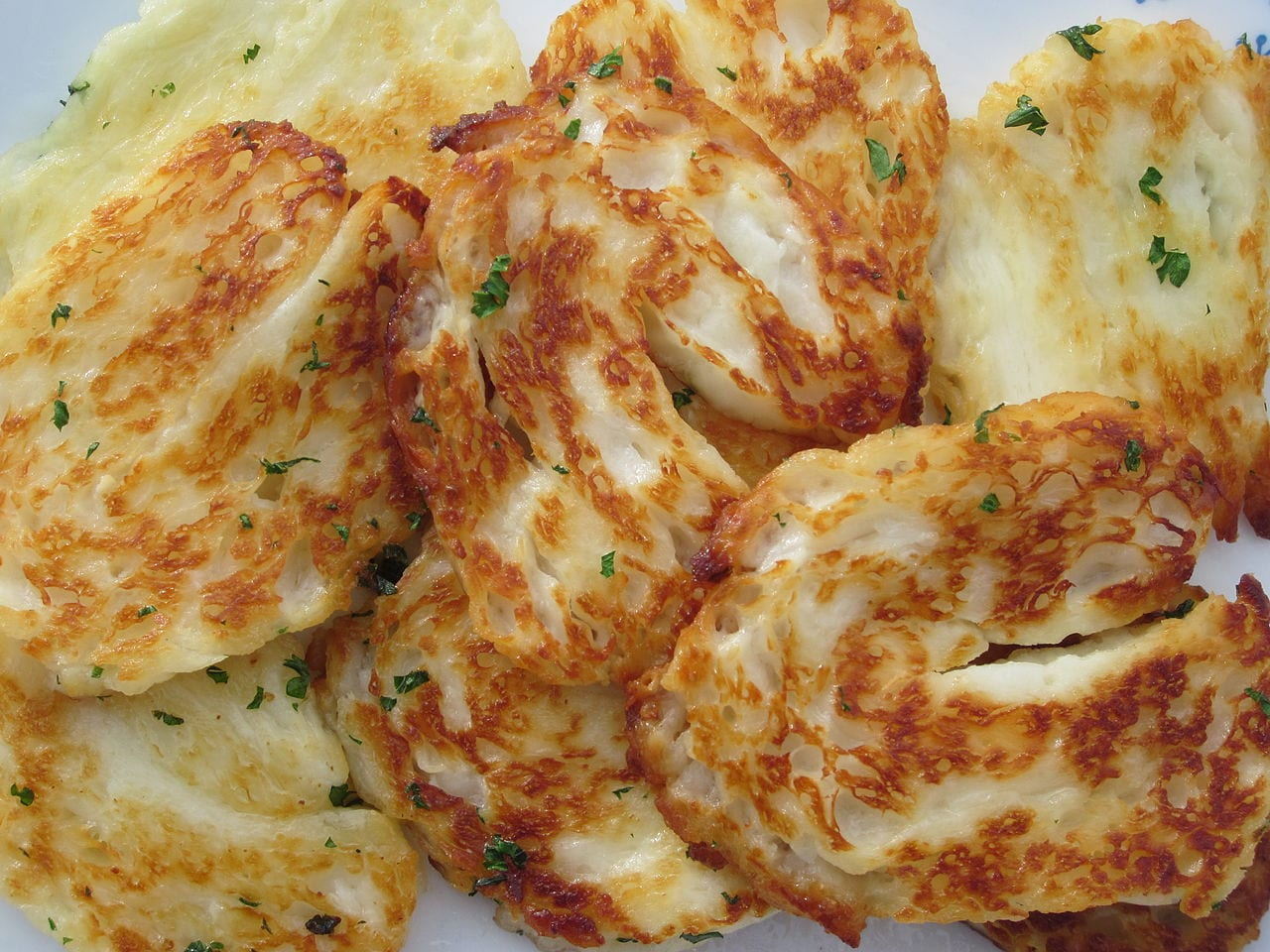 Grilled Halloumi cheese from Cyprus