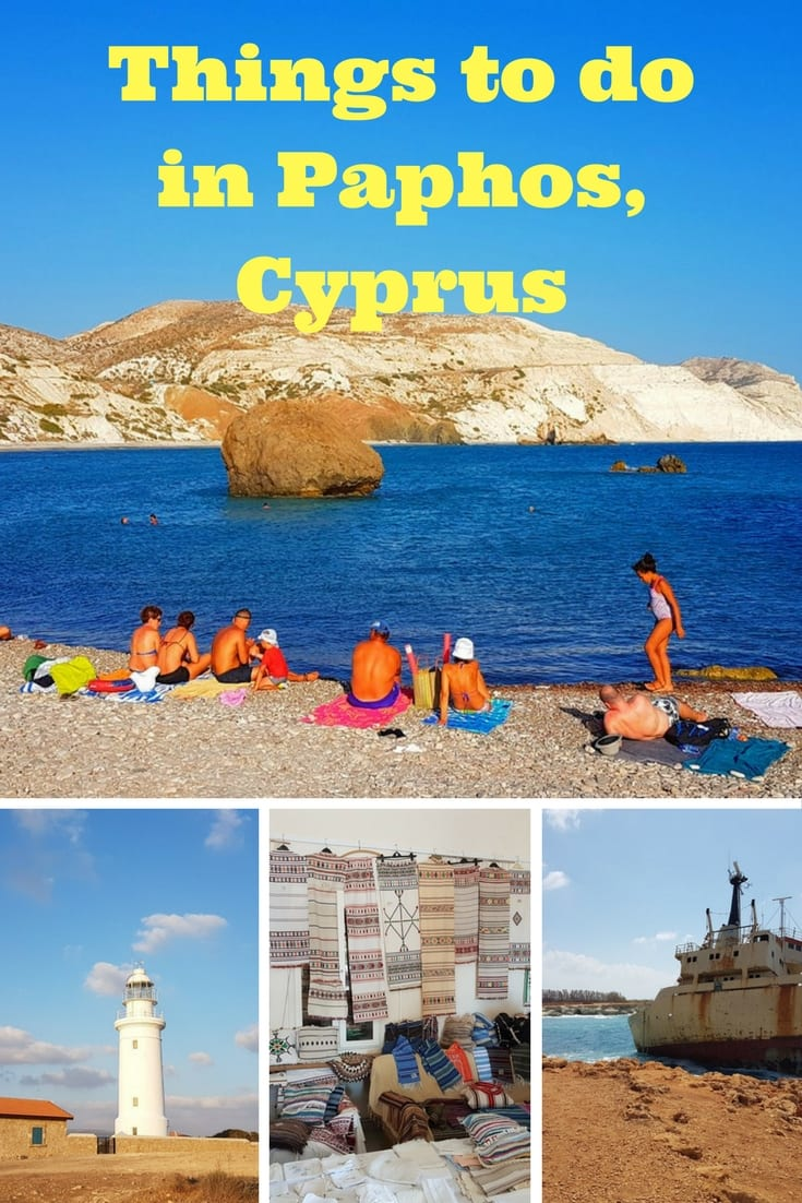 Things to do in Paphos, Cyprus