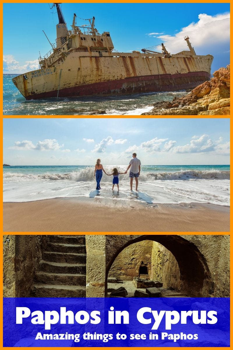 Paphos Cyprus: Amazing things to do in Paphos, Cyprus