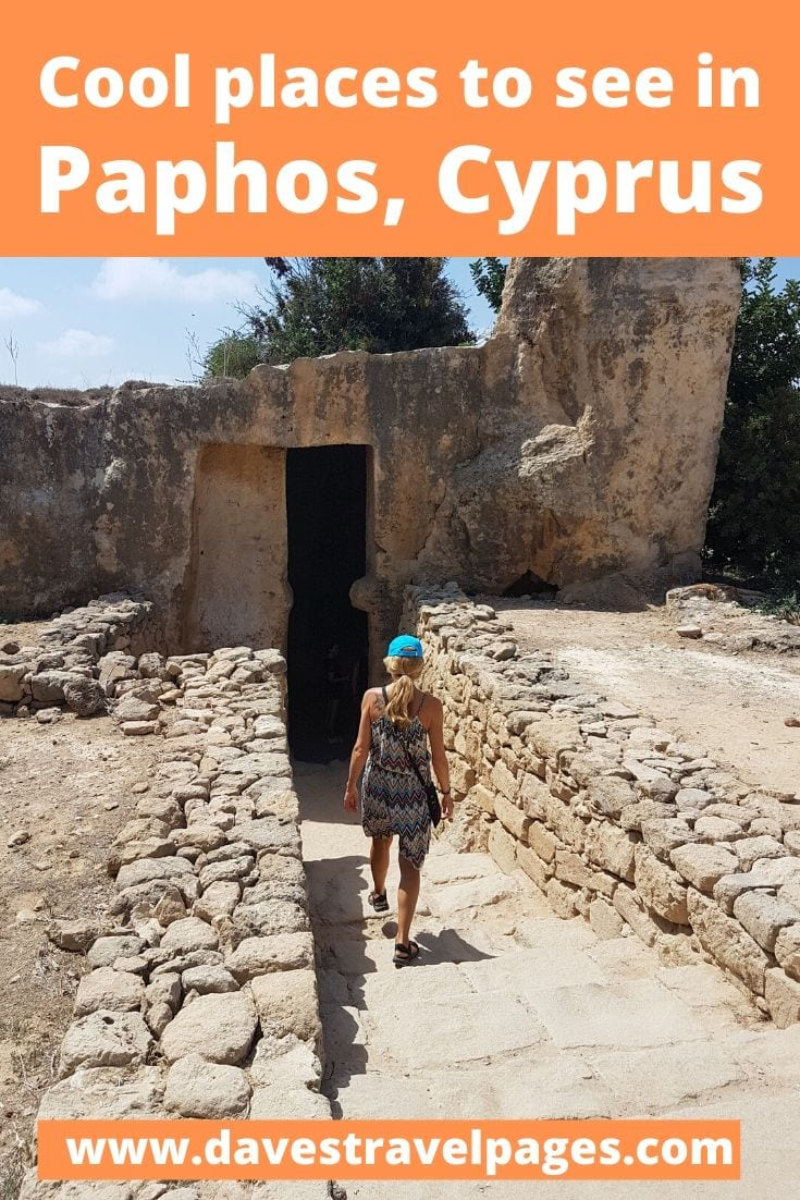 Paphos Travel Blog: Best things to do in Paphos Cyprus