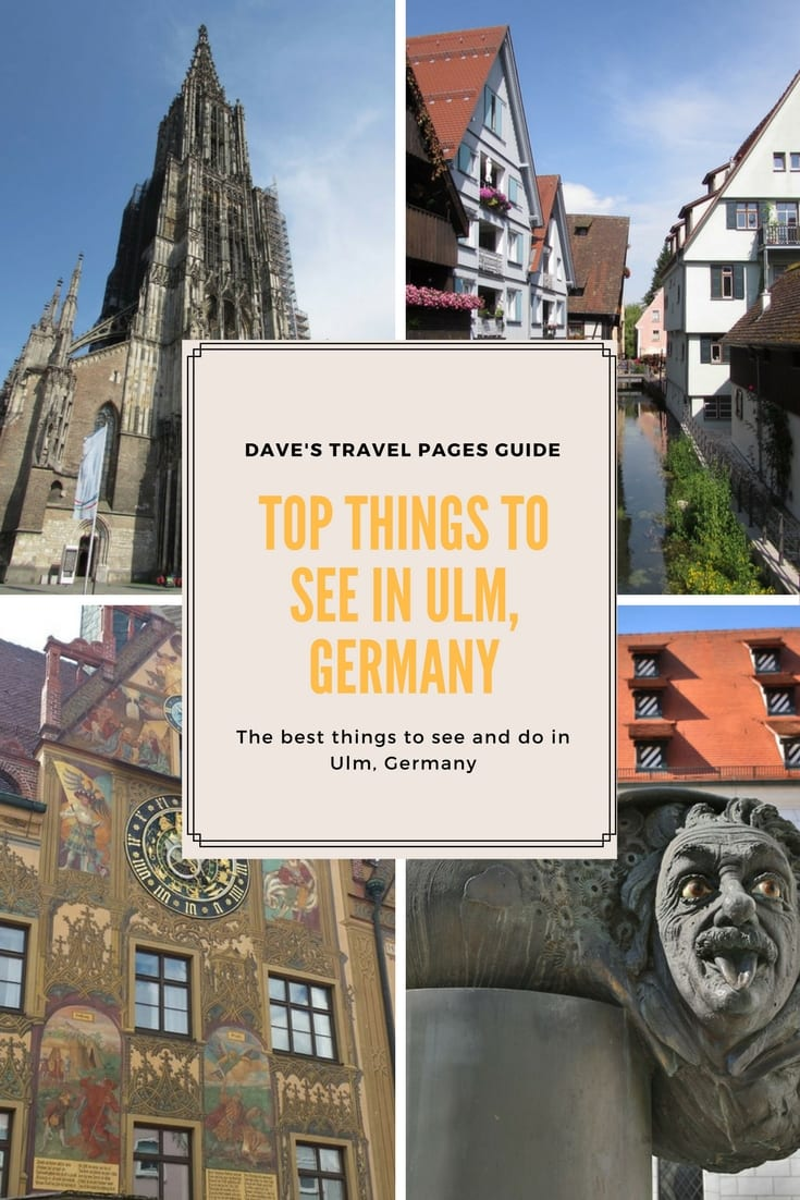 Getaway Breaks in Germany - Visit the city of Ulm