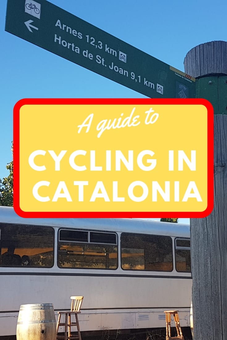 Catalonia: A guide to cycling in Catalonia, Spain