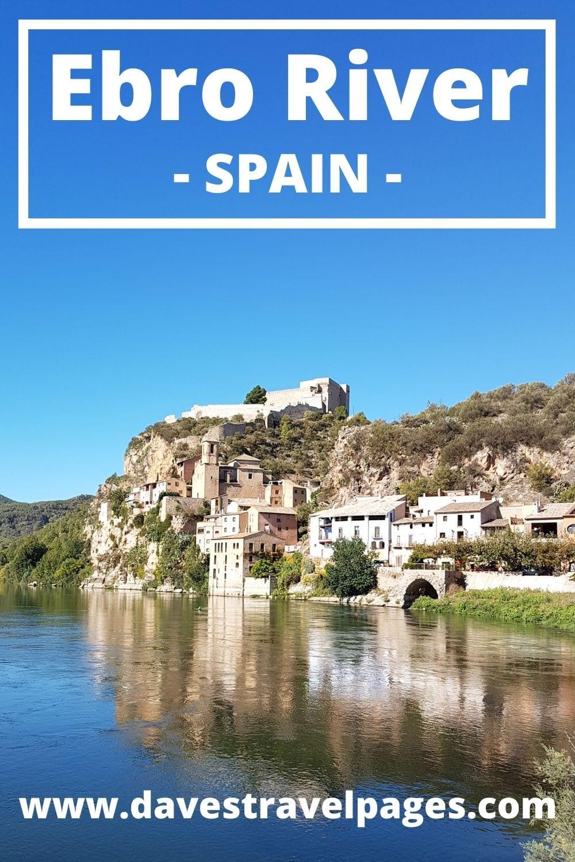 Exploring the Ebro River in Spain