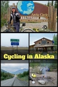 Cycling in Alaska - Practical tips an advice for bike touring in Alaska