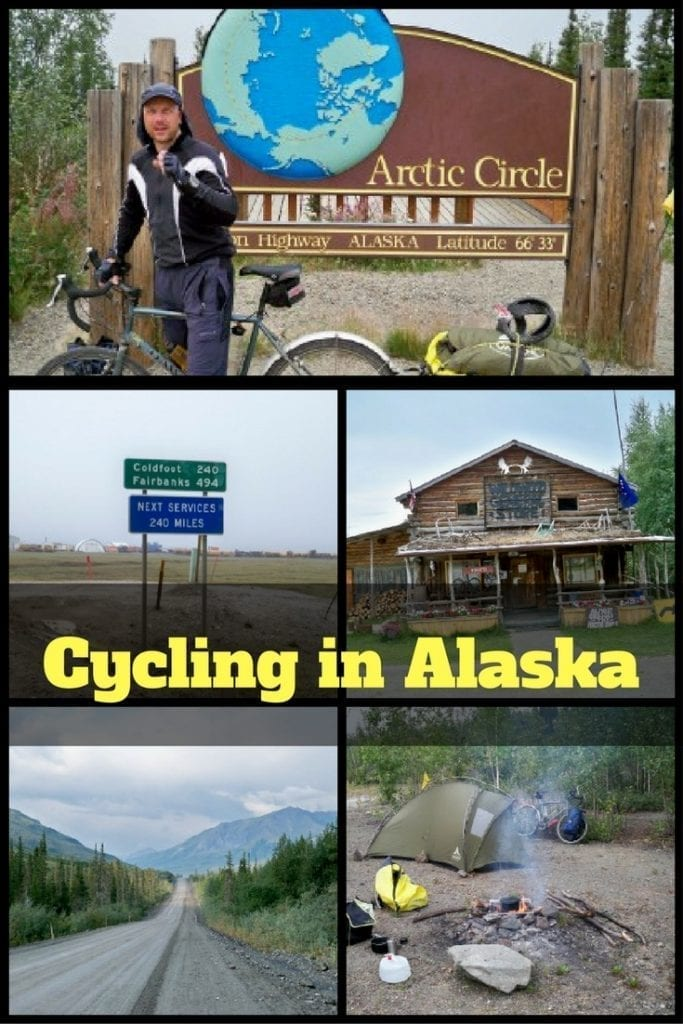 Cycling in Alaska - Practical tips and advice for planning an Alaska bike tour.
