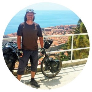 Dave's Travel Pages bike touring gear reviews