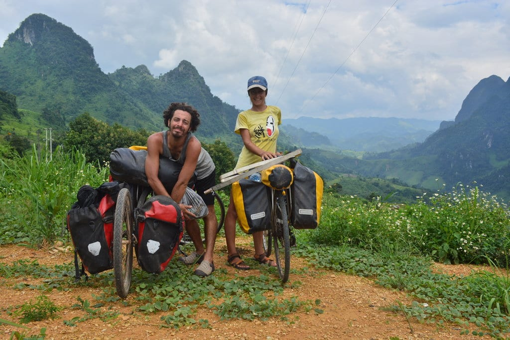 Meet the cyclists from Cycloscope - An interview with Dave's Travel Pages