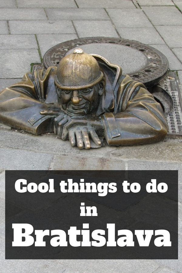 Cool things to do in Bratislava, Slovakia