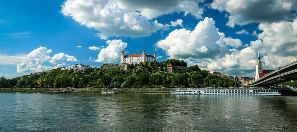 Top places to see in Bratislava