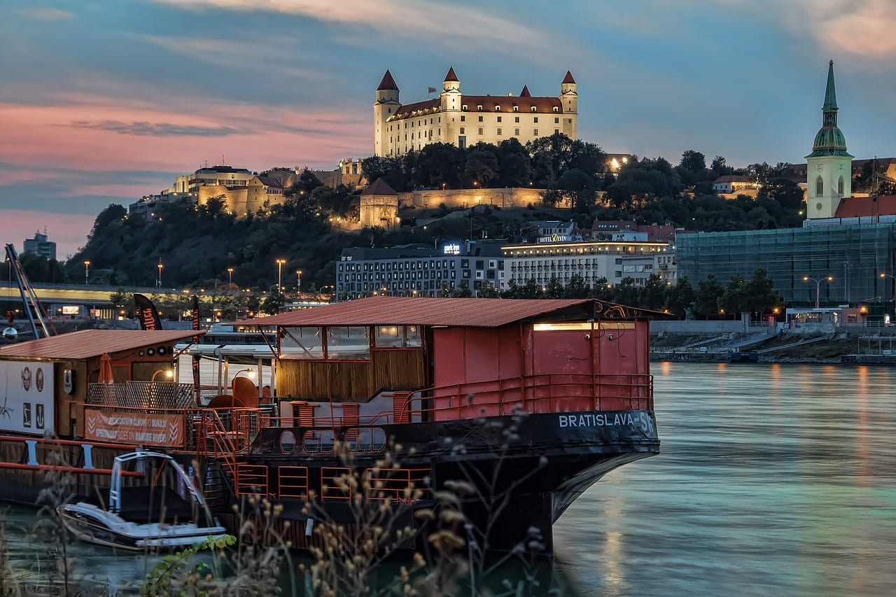 A fun sightseeing itinerary of things to do in Bratislava