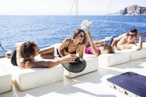 Gulet Cruises Greece – Dream sailing holidays to the Greek islands