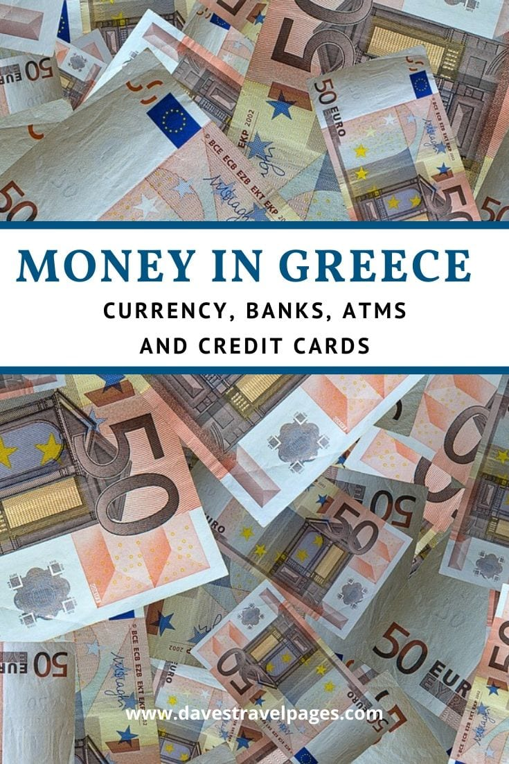 A guide to money in Greece, how to exchange dollars for Greek currency and more!