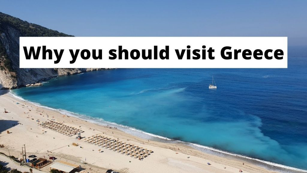 The amazing beaches are just one of many reason why you should visit Greece