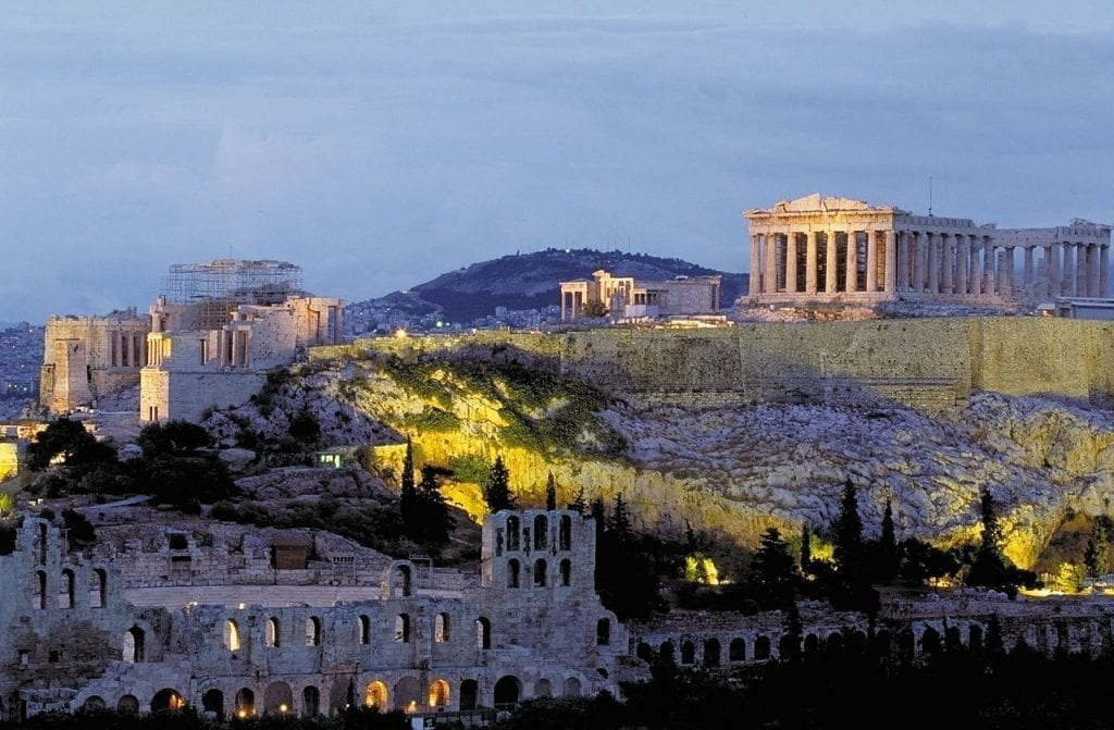 Acropolis guided tour