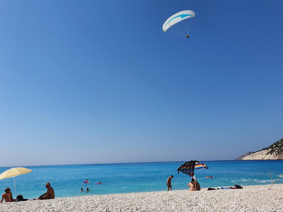The beaches are part of what makes Greece so special