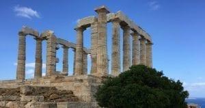 Cape Sounion tour to see the Temple of Poseidon