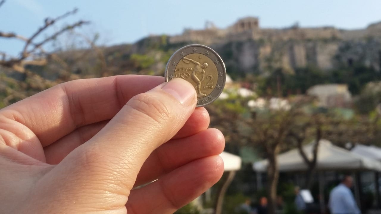 Money in Greece – Currency, Banks, ATMs and Credit Cards