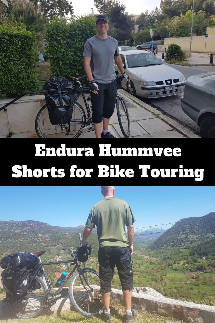 Why I love the Endura Hummvee Shorts for Bike Touring. After 20,000 kms cycling with the Endura Hummvee Shorts, here's an honest review!