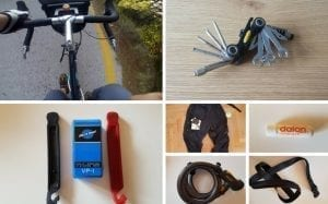 My top 10 bike touring essentials. A list of items I take on all my tours, whether short or long.
