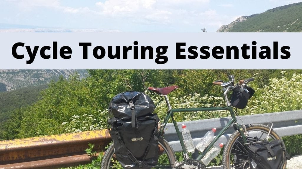 Cycle touring essentials - Top 10 things to take on a bike tour
