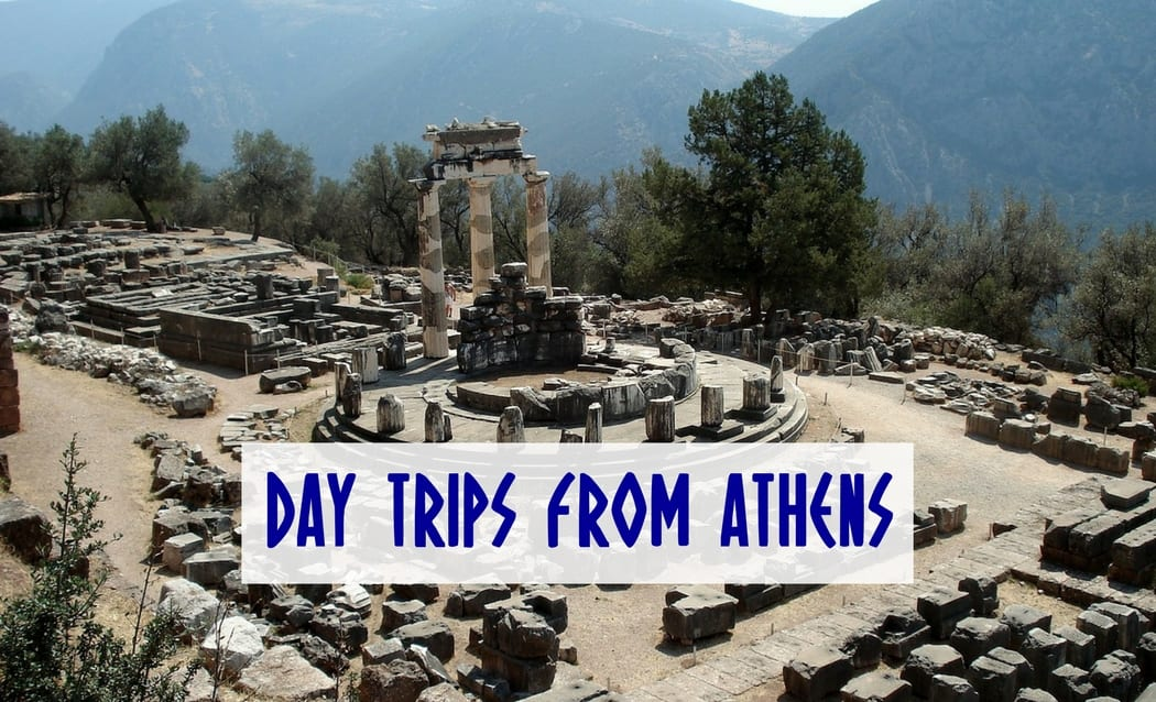 Best Day Trips From Athens Greece (Delphi, Meteora, Sounion and more)