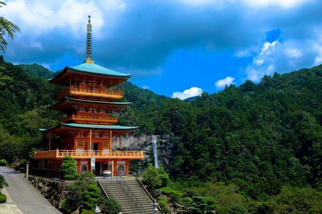 Win an authentic adventure for two - 10 days in Japan is one of the awesome prizes on offer