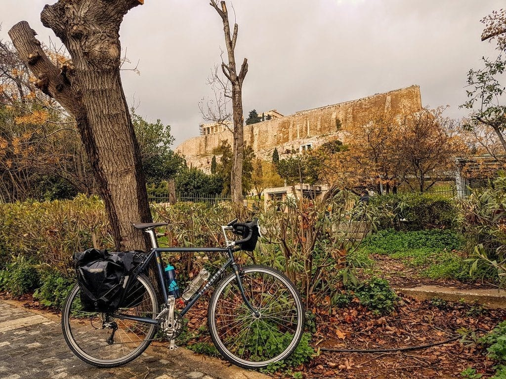 2 Day Bike Tour Around Athens – Cycling Athens to Sounion and back