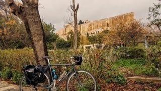 2 Day Bike Tour Around Athens - Cycling Athens to Sounion and back