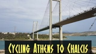 2 Day Athens to Chalcis Loop Bike Tour - Bicycle Touring Around Athens