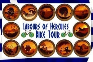 The Labours of Hercules Bike Tour of the Peloponnese in Greece