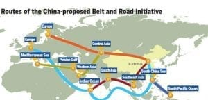 The New Silk Road Project – Discovering China's Belt and Road Initiative