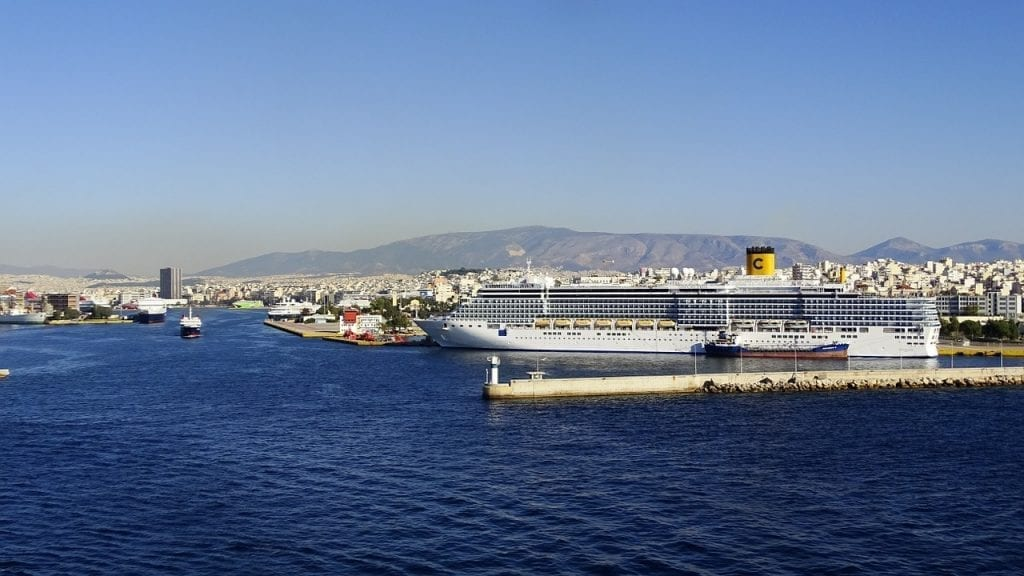 All you need to know about getting from Piraeus port to Athens centre and Athens airport